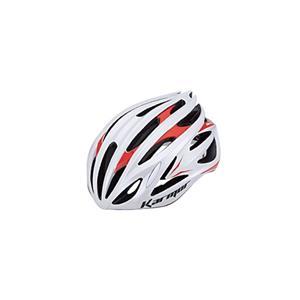 FEROX2 フェロックス ホワイト/レッド サイズL(59-60cm) ヘルメット