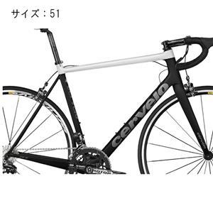 R3 フレームセット 2016モデル ブラック/ホワイトサイズ51