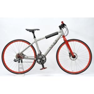 (ジャイアント) SEEK  R1 2010年 サイズM レッド/シルバー 【クロスバイク】