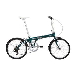 2021 Route ルート フォレストグリーン (142-193cm) 折りたたみ自転車