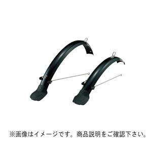 """DAHON (ダホン) SKS Mini Mudguards 20"""" ブラック フェンダー メイン"""