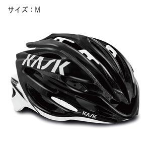 VERTIGO 2.0 ヴァーティゴ 2.0 ブラック/ホワイト サイズM ヘルメット