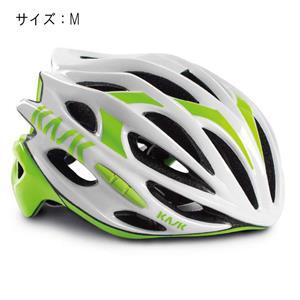MOJITO モヒート ホワイト/ライム サイズM ヘルメット