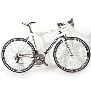 Bianchi (ビアンキ) 2014モデル INFINITO CV インフィニート ULTEGRA Di2 6870 11S サイズ550(175-180cm) ロードバイク メイン