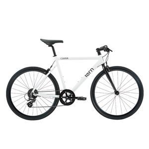 2020モデル CLUTCH クラッチ 650C ホワイト サイズ420 (145-155cm) クロスバイク