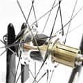 ZIPP (ジップ) 303 Cycle OPS POWERTAP サイクルオプス パワータップ チューブラー シマノ用 10S ホイール リアのみ 10