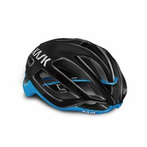 2019モデル PROTONE ブラック/ライトブルー サイズS ヘルメット