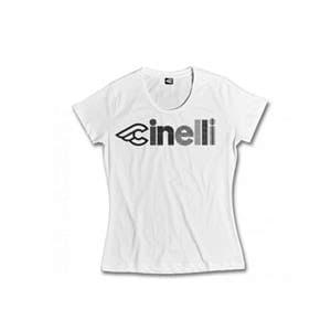 OPTICAL LADY Tシャツ ホワイト サイズS