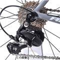 Cervelo (サーベロ) 2016モデル R2 105-5800 グレー サイズ54(175-180cm)ロードバイク 19