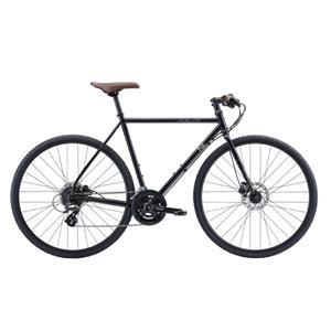 2021モデル FEATHER フェザー CX FLAT EL BLACK サイズ49(163-170cm) クロスバイク