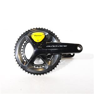 DURA ACE FC-R9100 170mm 52-36T Pioneer SGY-PM910 ペダリングモニターセンサー付き クランクセット