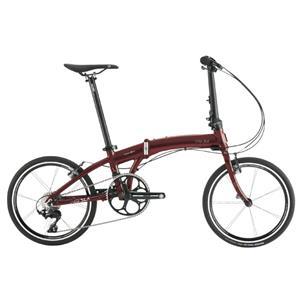 2021 Mu SLX ミュー ドライレッド (142-193cm) 折りたたみ自転車
