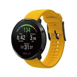 IGNITE イエロー サイズM/L GPS内蔵 フィットネスウォッチ