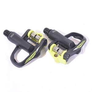 KEO 2 MAX ブラック/グリーン ビンディングペダル