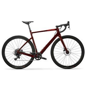 2020モデル ASPERO DISC APEX1 バーガンディ サイズ54(175-180cm) ロードバイク