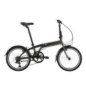 2020モデル LINK A7 リンク ガンメタル/グレー (142-190cm) 折畳自転車