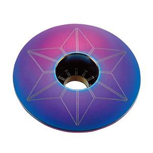 STAR CAPZ anodized オイルスリック ヘッドキャップ