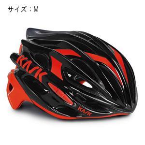 MOJITO モヒート ブラック/レッド サイズM ヘルメット