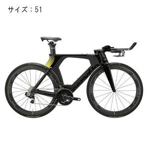 2017モデル P5-Six e-Tap ブラック/イエロー サイズ51 完成車