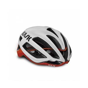 2019モデル PROTONE ホワイト/レッド サイズS ヘルメット