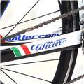 Wilier (ウィリエール) 2017モデル Cento 1 AIR UHC チェントウノエアー ユナイテッドヘルスケア 105 5800 11S サイズS(168-173cm) ロードバイク 12