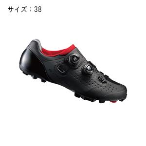 XC900L ブラック サイズ38 (23.8cm) シューズ