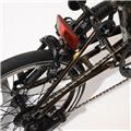 BROMPTON (ブロンプトン) 2019モデル S2L Black Edition Black Lacquer ブラックラッカー 外装2S (150cm-)折りたたみ自転車 7