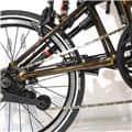 BROMPTON (ブロンプトン) 2019モデル S2L Black Edition Black Lacquer ブラックラッカー 外装2S (150cm-)折りたたみ自転車 8