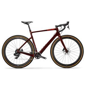 2020モデル ASPERO DISC FORCE AXS バーガンディ サイズ54(175-180cm)ロードバイク