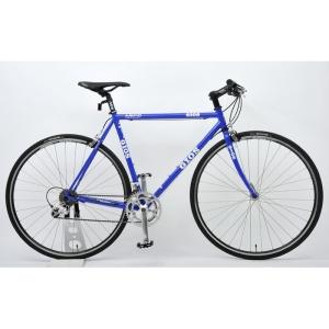 (ジオス) AMPIO サイズ54 ジオスブルー 【クロスバイク】