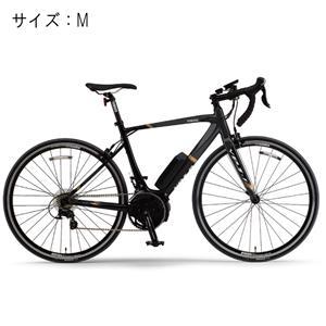 2018 YPJ-R 105-5800 サイズM ソリッドブラック/ダークグレー 電動アシスト ロードバイク