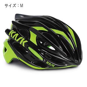 MOJITO モヒート ブラック/ライム サイズM ヘルメット