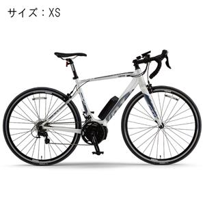 2018 YPJ-R サイズXS ピュアパールホワイト 電動アシスト ロードバイク