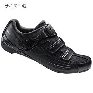 RP300MLE ブラック サイズ42 (26.5cm) シューズ