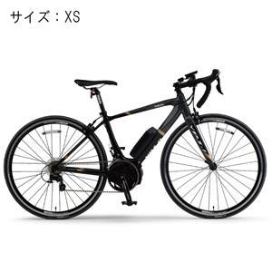 2019 YPJ-R サイズXS ソリッドブラック/ダークグレー 電動アシスト ロードバイク