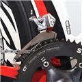 RIDLEY (リドレー) 2010モデル DEAN ディーン RED 10S サイズXS TTバイク ロードバイク 15