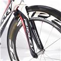 RIDLEY (リドレー) 2010モデル DEAN ディーン RED 10S サイズXS TTバイク ロードバイク 6