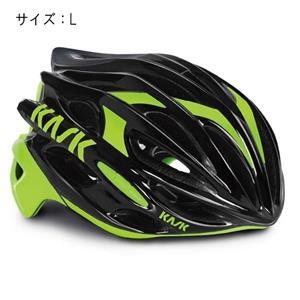 MOJITO モヒート ブラック/ライム サイズL ヘルメット