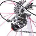 Avedio (エヴァディオ) BACCHUS SL バッカス SRAM RED スラム レッド 10S サイズ440(165-170cm) ロードバイク 16