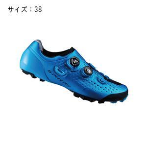 XC900B ブルー サイズ38 (23.8cm) シューズ
