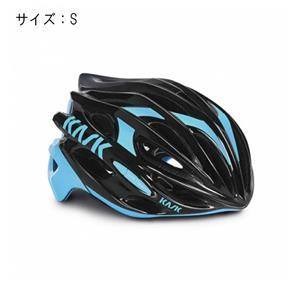 MOJITO モヒート ブラック/ライトブルー サイズS