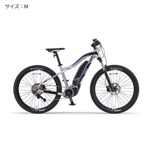 2018 YPJ-XC サイズM(165cm-) マットピュアシルバー 電動アシスト自転車