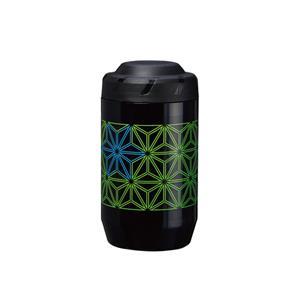 Stasher 16oz ネオングリーン/ネオンブルー ツールボトル