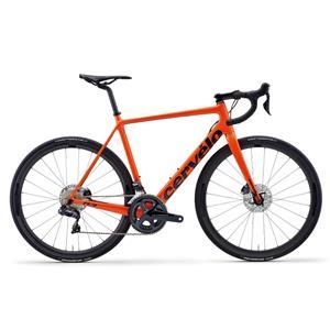 2020モデル R3 Disc R8070 Di2 オレンジ サイズ48(165-170cm) ロードバイク