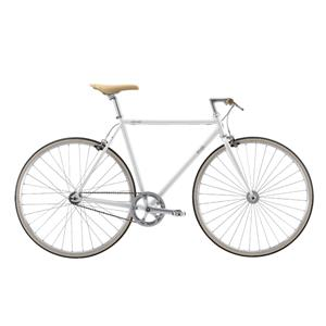 2020モデル STROLL ホワイト サイズ56(178-183cm) シングルスピード