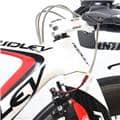RIDLEY (リドレー) 2010モデル DEAN ディーン SRAM RED 10S サイズXS TTバイク ロードバイク 10