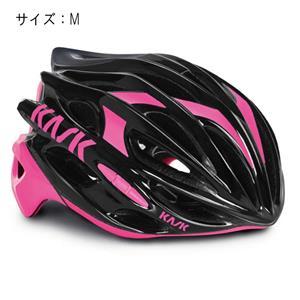 MOJITO モヒート ブラック/フューシャ サイズM ヘルメット