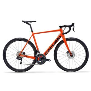 2020モデル R3 Disc R8070 Di2 オレンジ サイズ51(170-175cm) ロードバイク