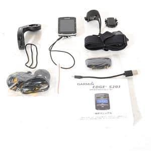 Edge 520J スピード/ケイデンス/HRセット GPSサイクルコンピューター