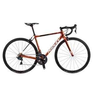 2020モデル HELIUM X オレンジ/ホワイト/ブラック サイズXS(168-173cm) フレームセット